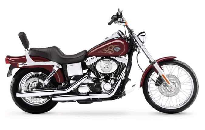 Harley Davidson® Dyna Wide Glide®