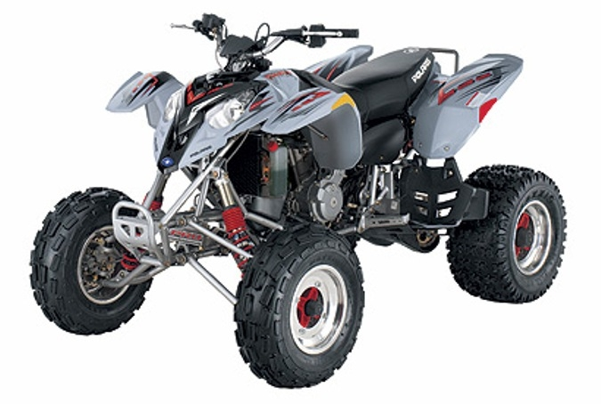 Quad Honda® TRX 420®