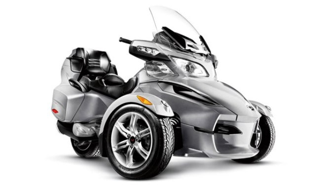 Can-Am® Spyder RT®