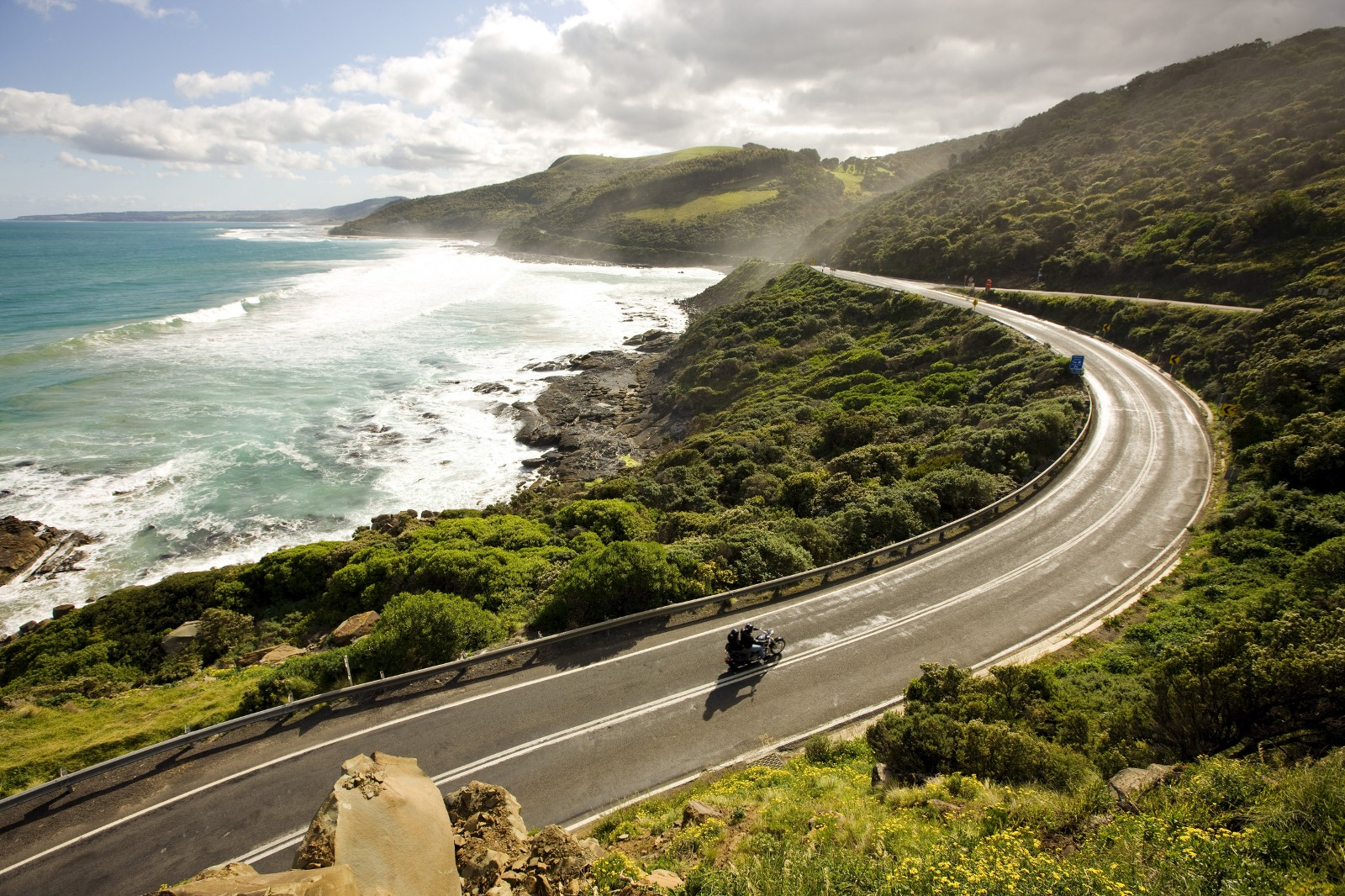 Australien Motorradreise