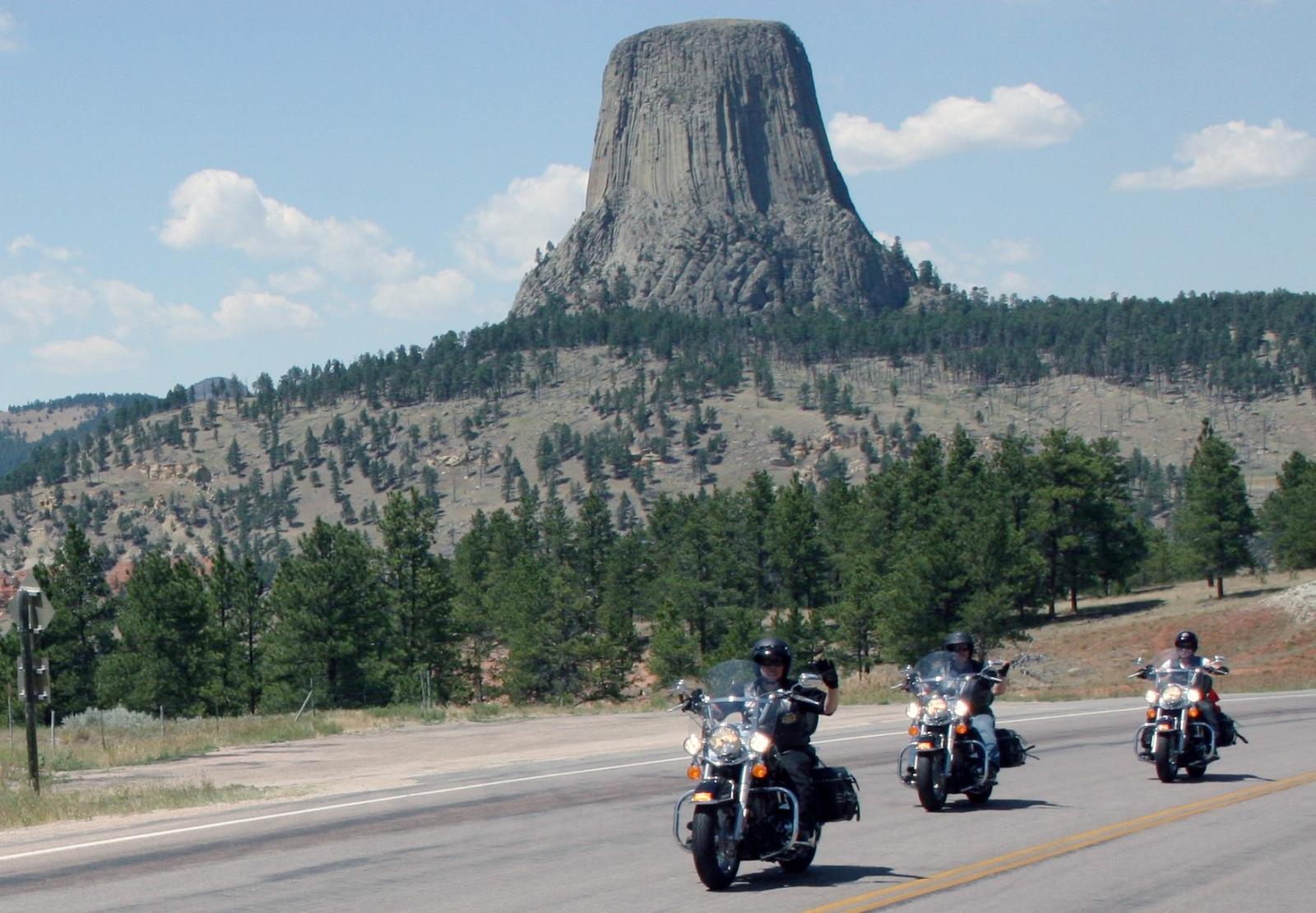 Rocky Mountains Motorradreise