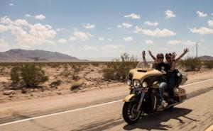 On the road Motorradreisen Harleytouren Harley mieten in den USA