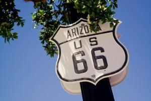 Route 66 Harley mieten USA