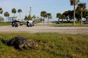 Harleytour in Florida