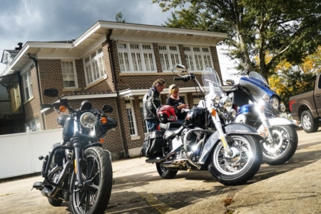 Harley Tour in den Südstaaten der USA
