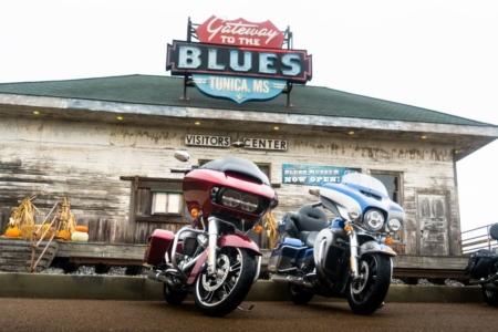 Motorradtour USA NEW Orleans Suedstaaten