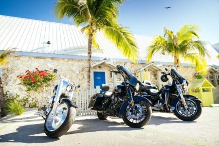 EagleRider Harley Davidson Street Glide mieten