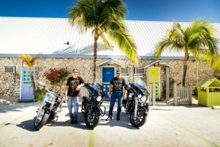 Harley mieten in Florida USA  Fat Boy