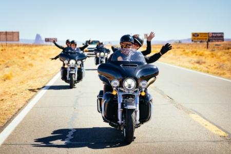 Eagle Rider motorrad mieten USA Harley Davidson