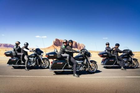 Motorrad mieten USA AM-Rentals Mietmotorrad Eagle Rider