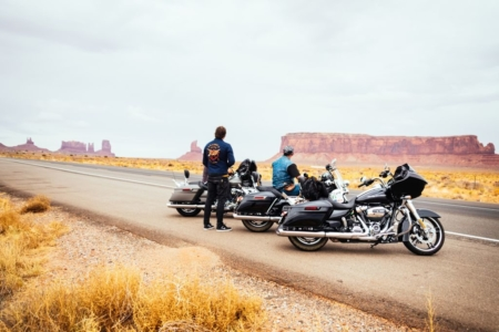 Harley Davidson Street Glide mieten in USA