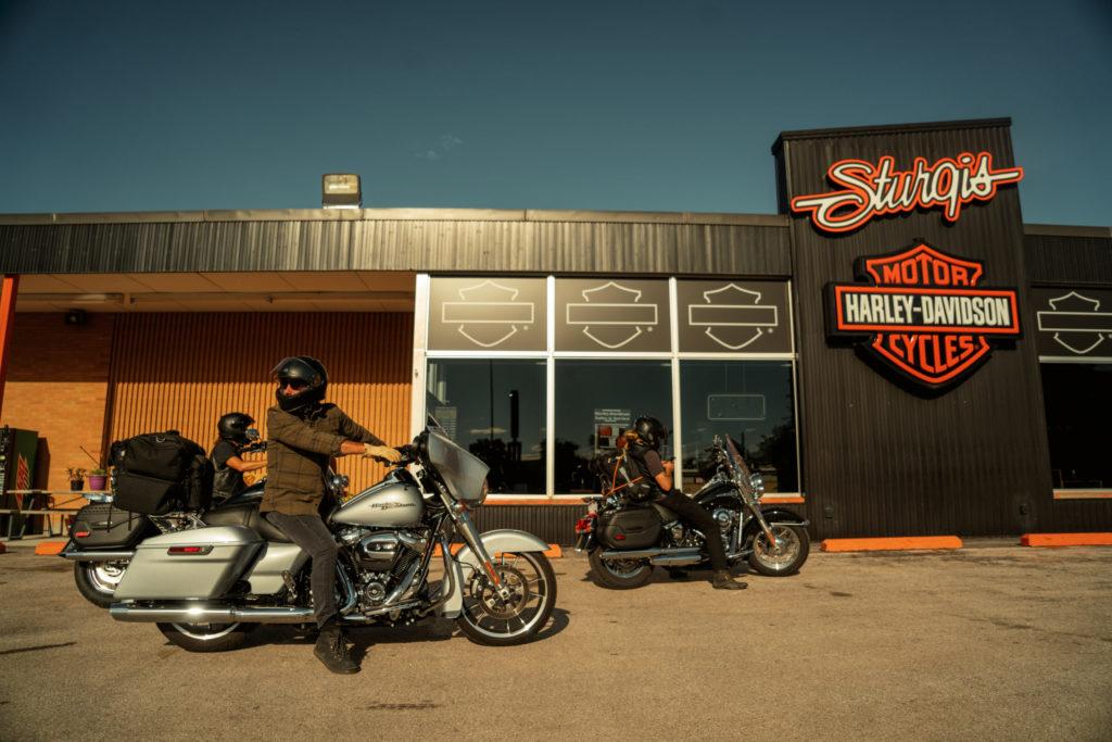 Sturgis Bike Week Rally Harley USA