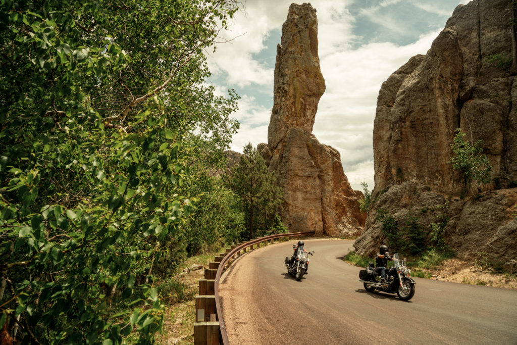 Rocky Mountains Motorradtour USA HarleyTOur