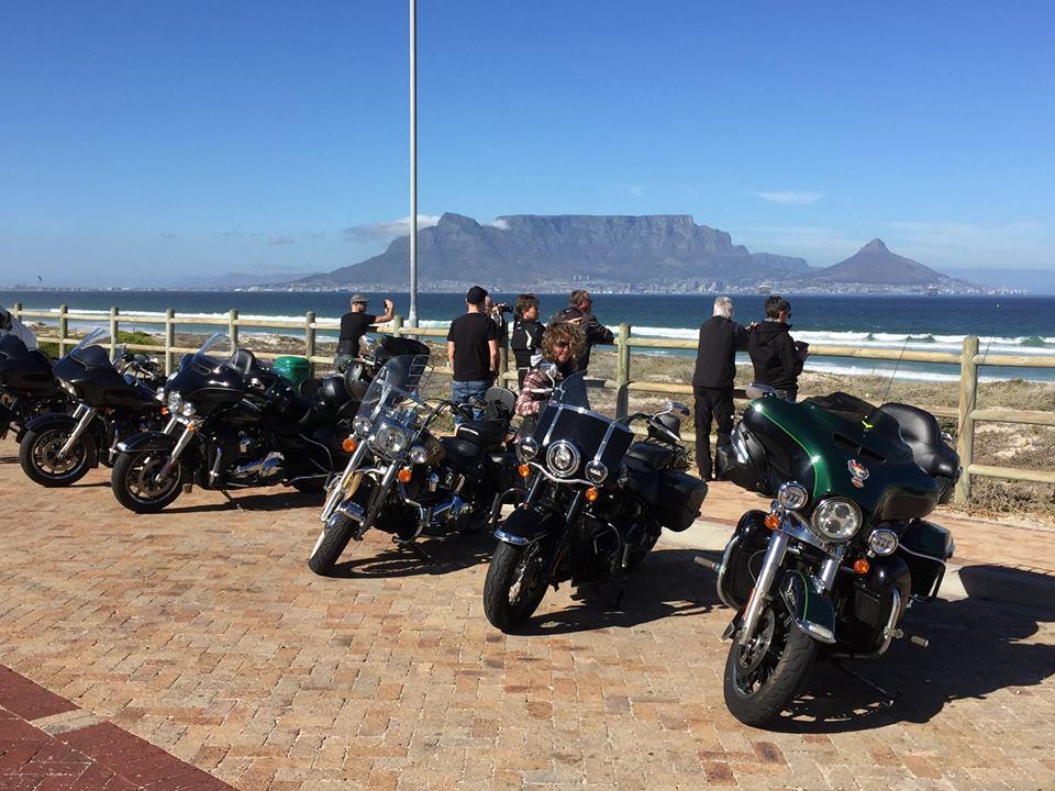 Motorradtour Südafrika