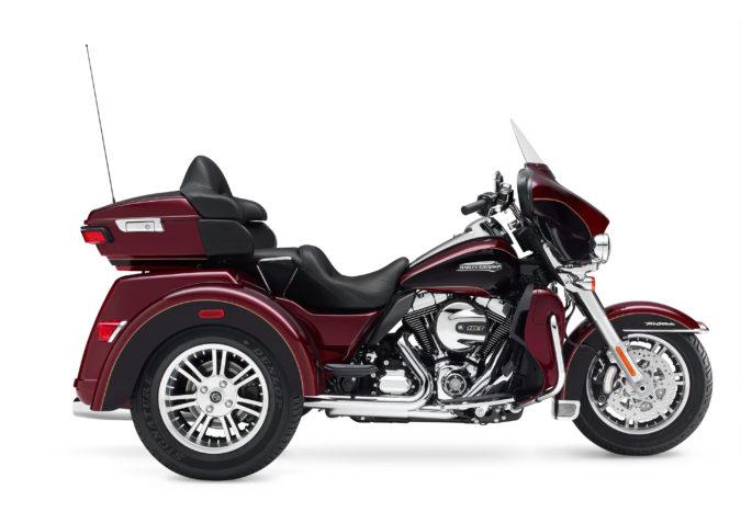 Harley Davidson® Tri Glide® Trike