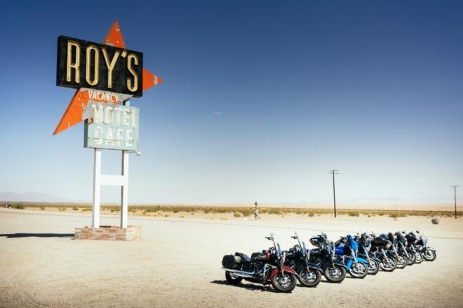 Route 66 Amboy