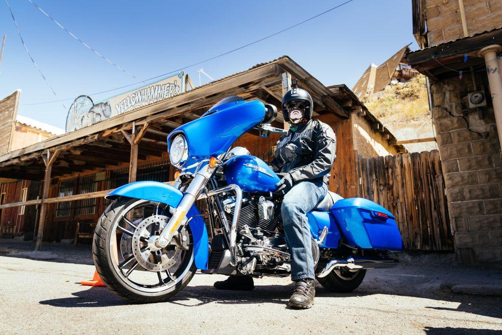 Südwesten-USA-Harleytour-EagleRider